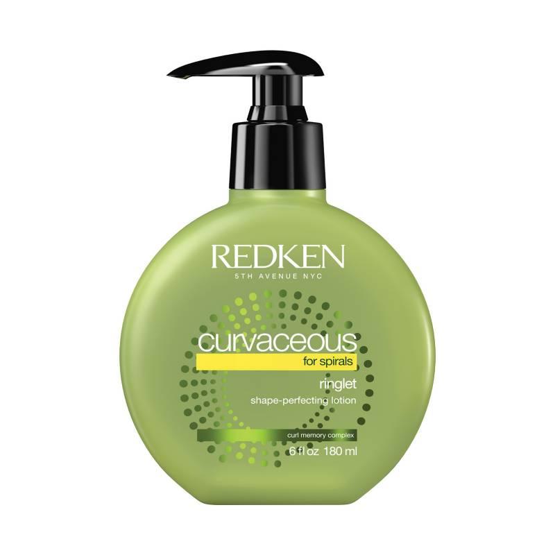 REDKEN - Loción Control Frizz para Rizos Ringlet 180 ml Curvaceous