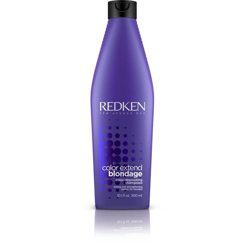 REDKEN - Shampoo con Pigmento Violeta Color Extend Blondage 300 ml