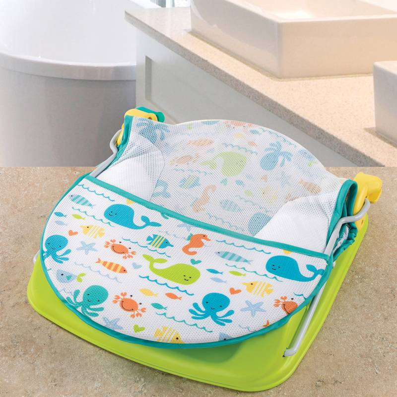 Summer - Hamaca de Baño deluxe Baby Bather