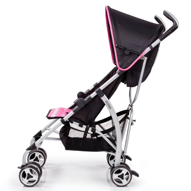Summer - SummerCoche de Paseo Go Lite Pink Chevro