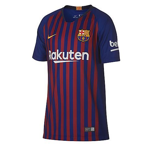 79496457cea1a Nike Polera Breathe FC Barcelona Stadium Home - Falabella.com