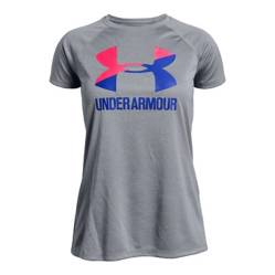 Under Armour - Polera UA Big Logo  Solid