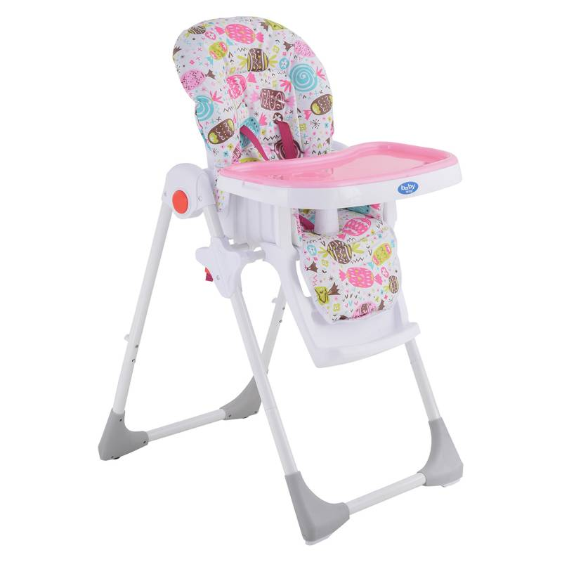 Baby Way - Silla de Comer Candy BW-812P18
