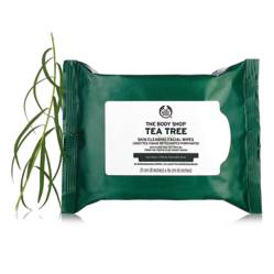 The Body Shop - Toallitas Desmaquillantes Tea Tree Cleansing Wipes