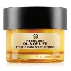 THE BODY SHOP - Contorno de Ojos Oils of Life Eye Cream Gel 20 ML