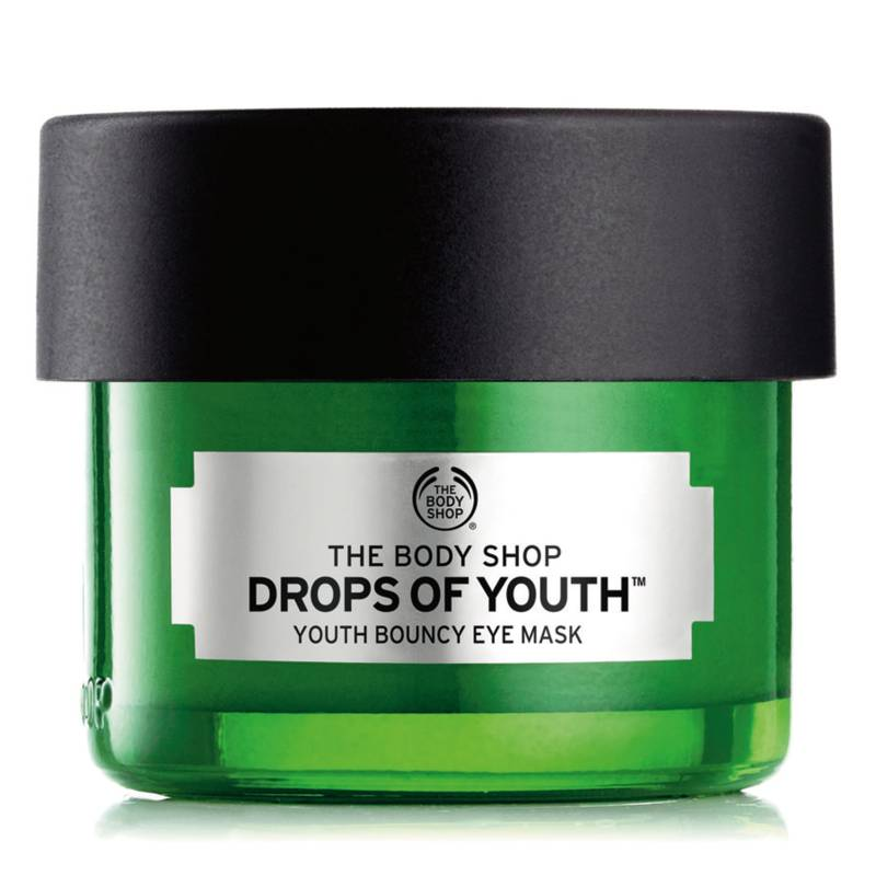 The Body Shop - Mascarilla Contorno de Ojos Drops Of Youth 20 ML