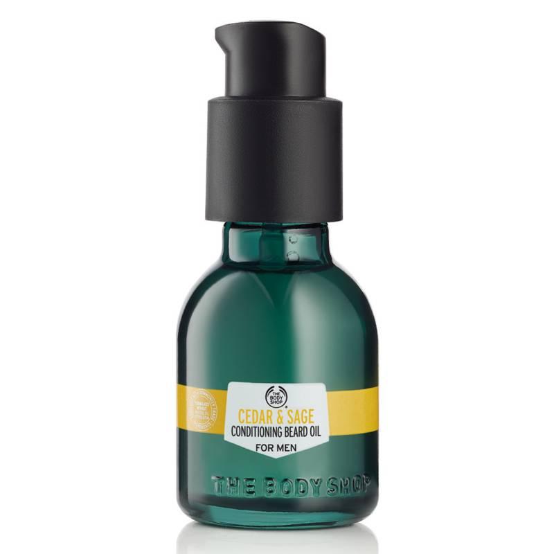 THE BODY SHOP - Sérum Hombre Beard Oil 30 ML