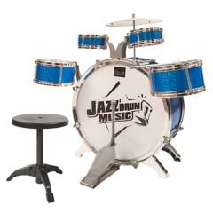 Epic - Mini Bateria Azul
