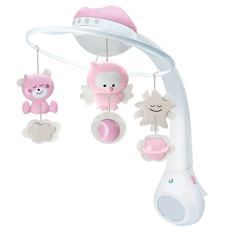 Infantino - Movil 3-1 Projector 4914Rosa