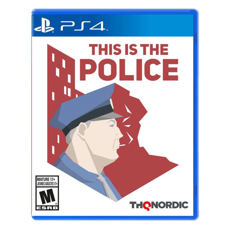 PLAYSTATION - This Is The Police (PS4)