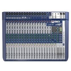 Soundcraft - Consola de Audio Soundcraft Signature 22