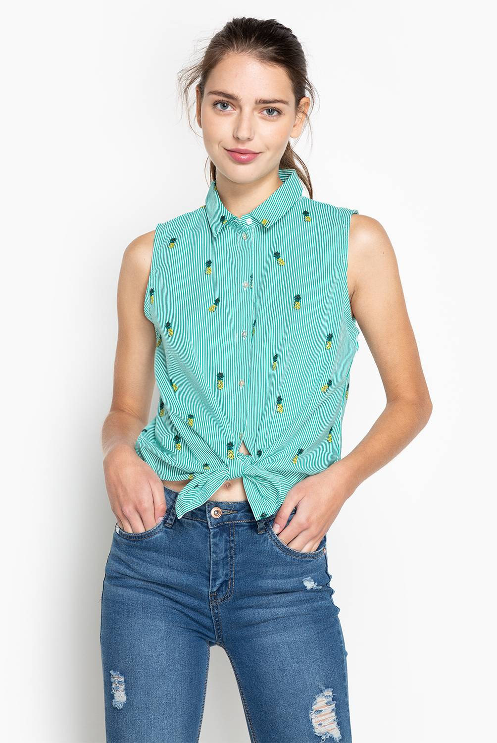 Only - Blusa Arcadia