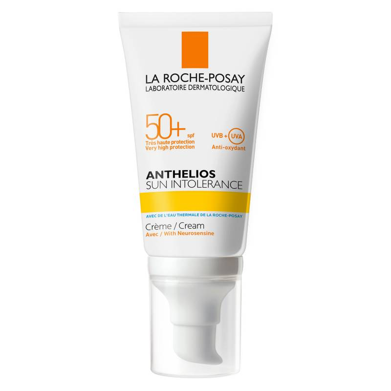 LA ROCHE POSAY - Anthelios Sun Intolerance FPS50+ 50 ML