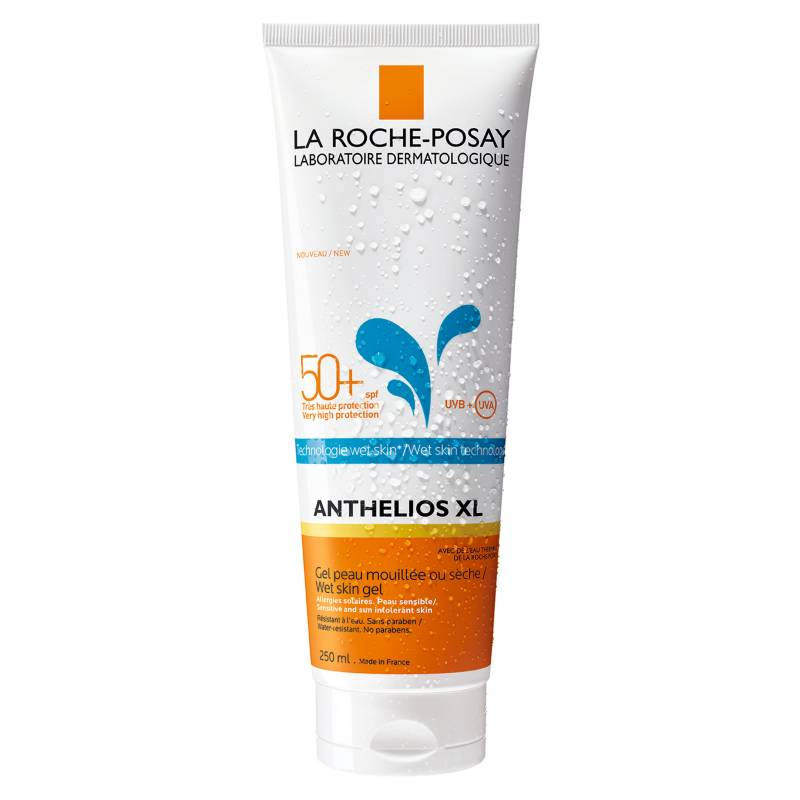 LA ROCHE POSAY - Anthelios XL Wet Skin Adultos FPS50 + 250 ML