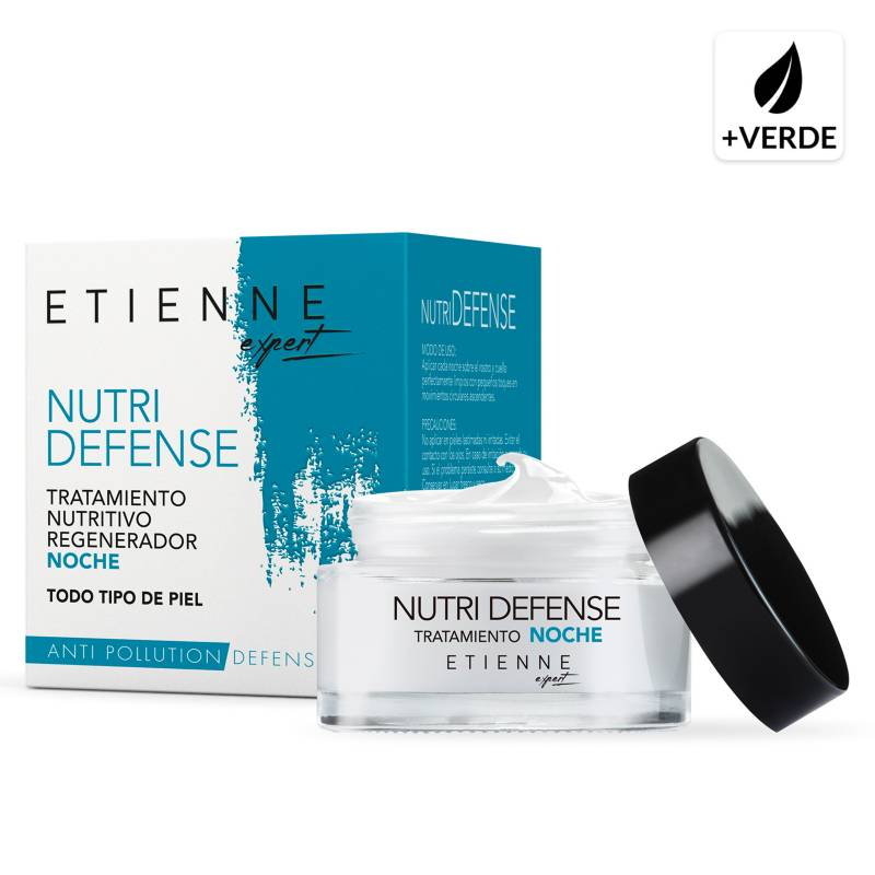 Etienne - Nutri Defense Crema de Tratamiento Nutritiva Noche