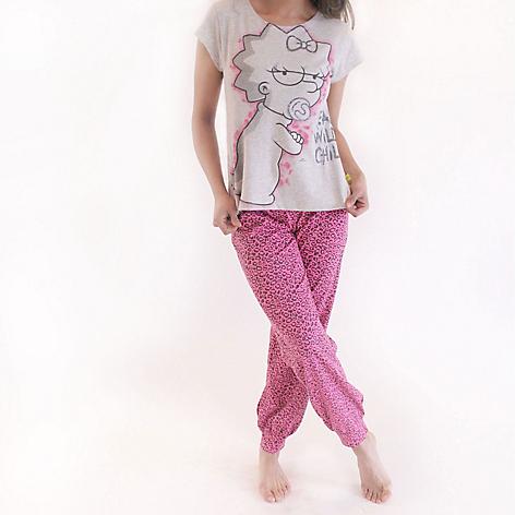 d5589fc93 Los Simpsons Pijama Mujer - Falabella.com
