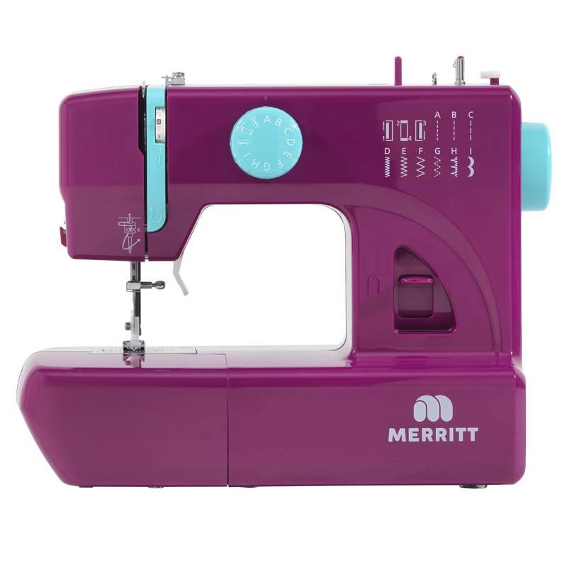 MERRITT - Máquina de Coser Colección Color Morado
