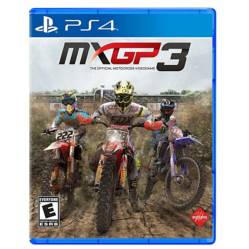PLAYSTATION<BR>MXGP 3 THE OFFICIAL MOTOCROSS...