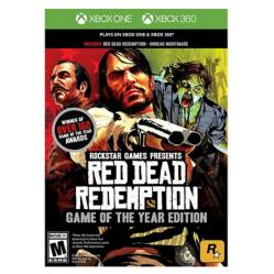 Microsoft - Red Dead Redemtion Game Of The Year Edition (Xone)