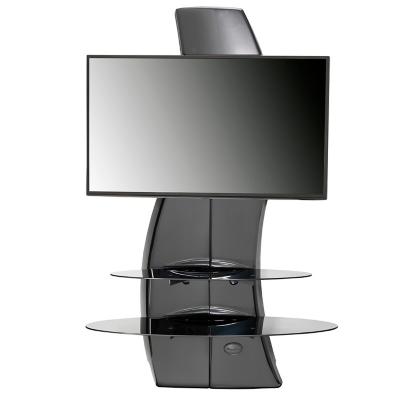 Meliconi Porta Tv Ghost Design 2000.Meliconi Rack Tv 63 Ghost 2000 Falabella Com