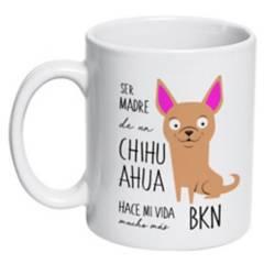 PETFY - Tazón Cerámico Chihuahua Madre