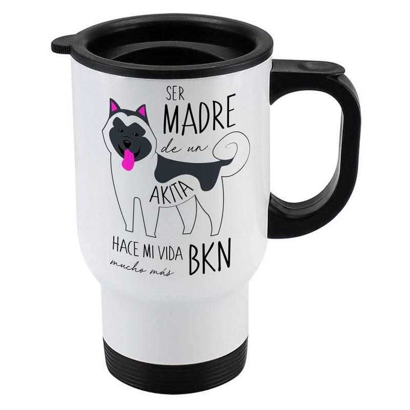PETFY - Mug 410Cc Akita Madre&Nbsp; &Nbsp;