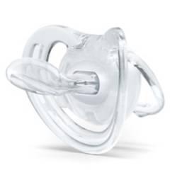 Nuk - Chupete Silicona Free Etapa 1 Corazones