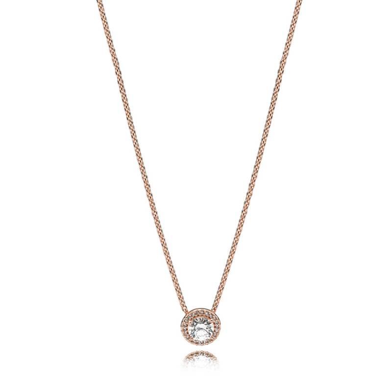 PANDORA - Collar de elegancia 45cm
