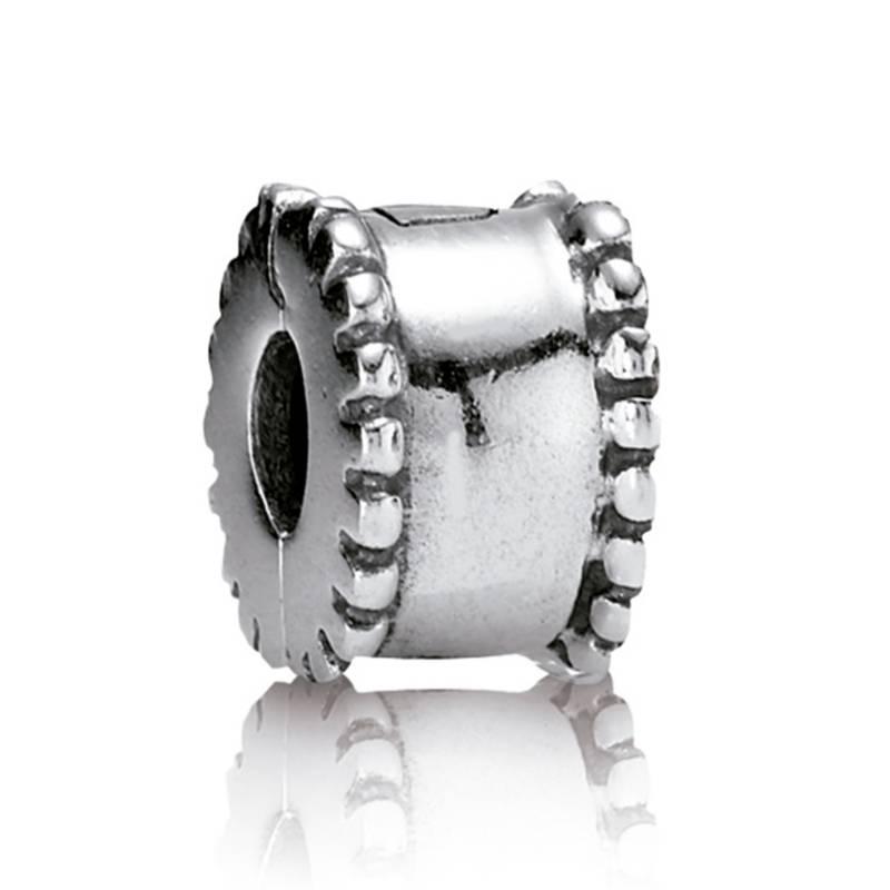 PANDORA - Charm plata