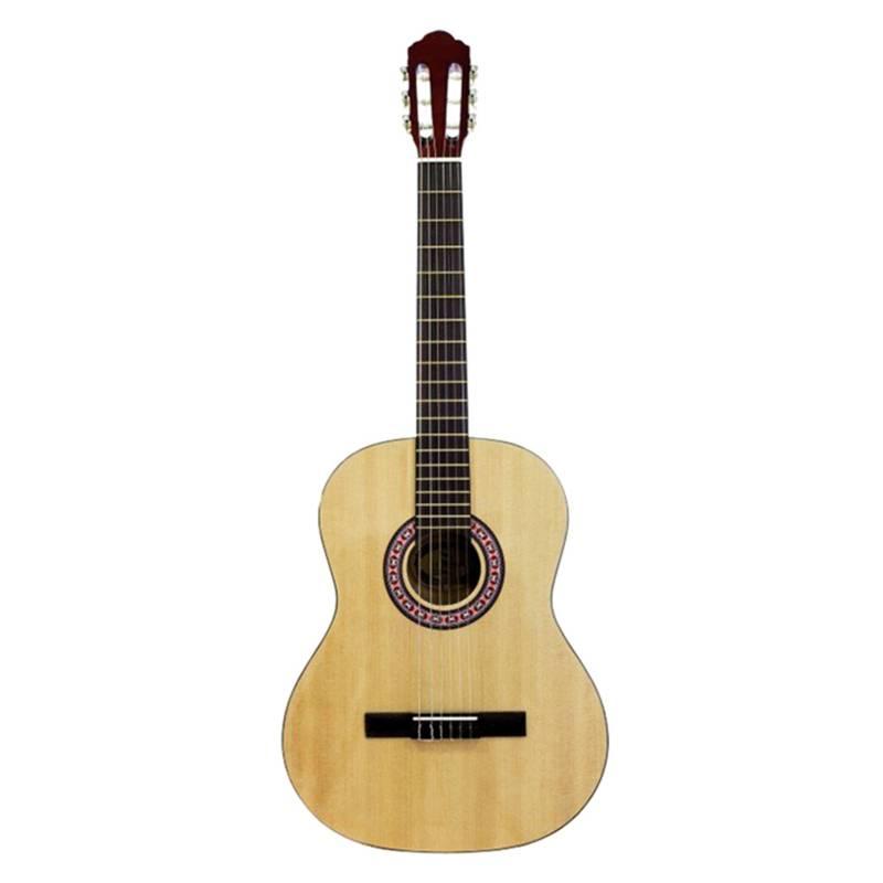 ALAGUEZ - Guitarra Clásica Natural 39P