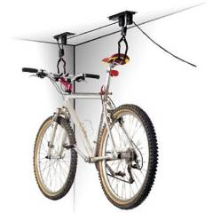 ANDESRACKS - Alzador Colgador De Bicicleta