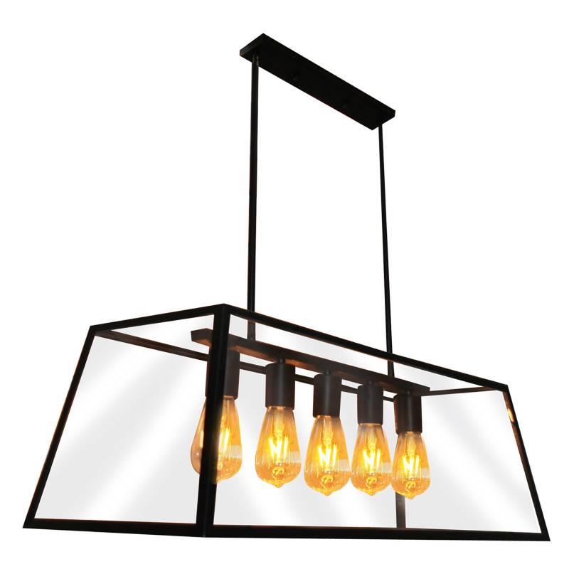 HOME REPUBLIC - Lámpara de Techo Retro
