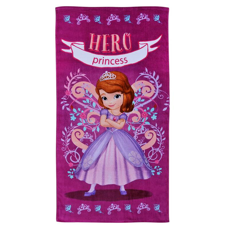 Disney - Toalla de Playa Sofia Hero 320 g