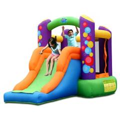 GAME POWER - Castillo Inflable Mediano