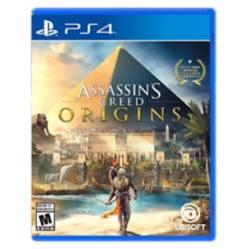 PLAYSTATION<BR>ASSASSINS CREED ORIGINS (PS4)