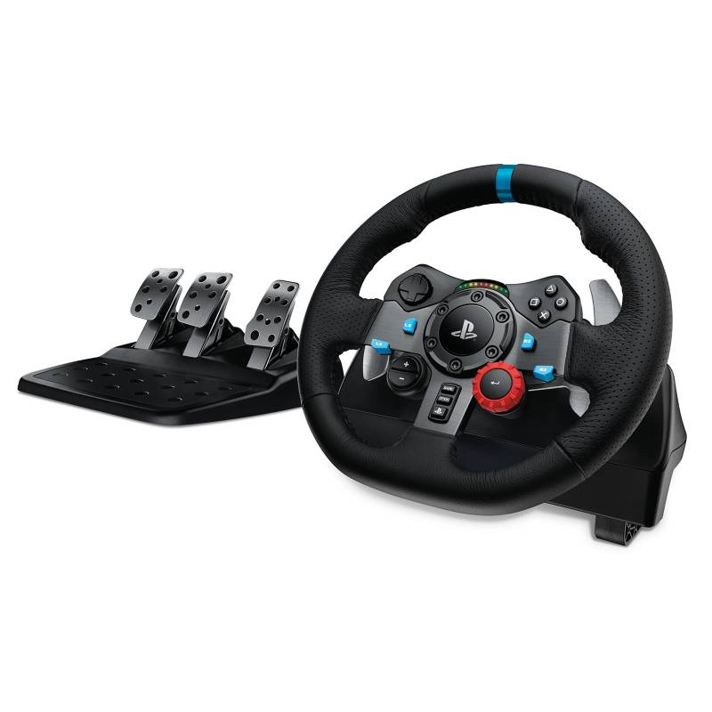 Logitech - Volante G29 Force Racing Wheel PS3-PS4