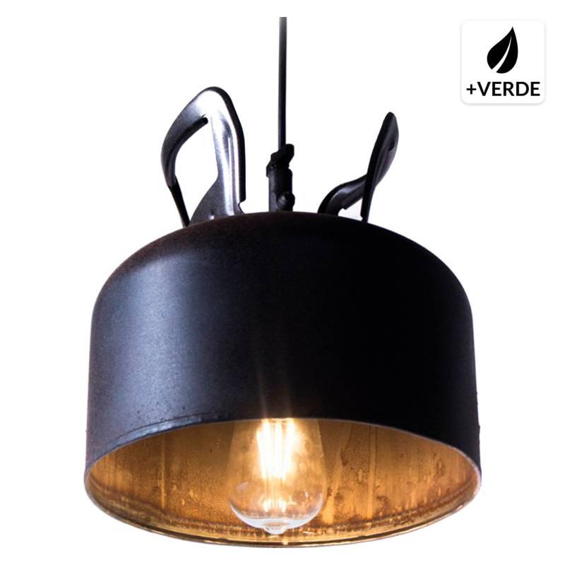 CONVICTUS - Lámpara De Colgar Bombona