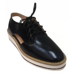 Stella Zapato Zapato Stella Tuotuo Stella Mujer Negro Negro Tuotuo Tuotuo Mujer Mujer Zapato Negro q7qwAdSEx