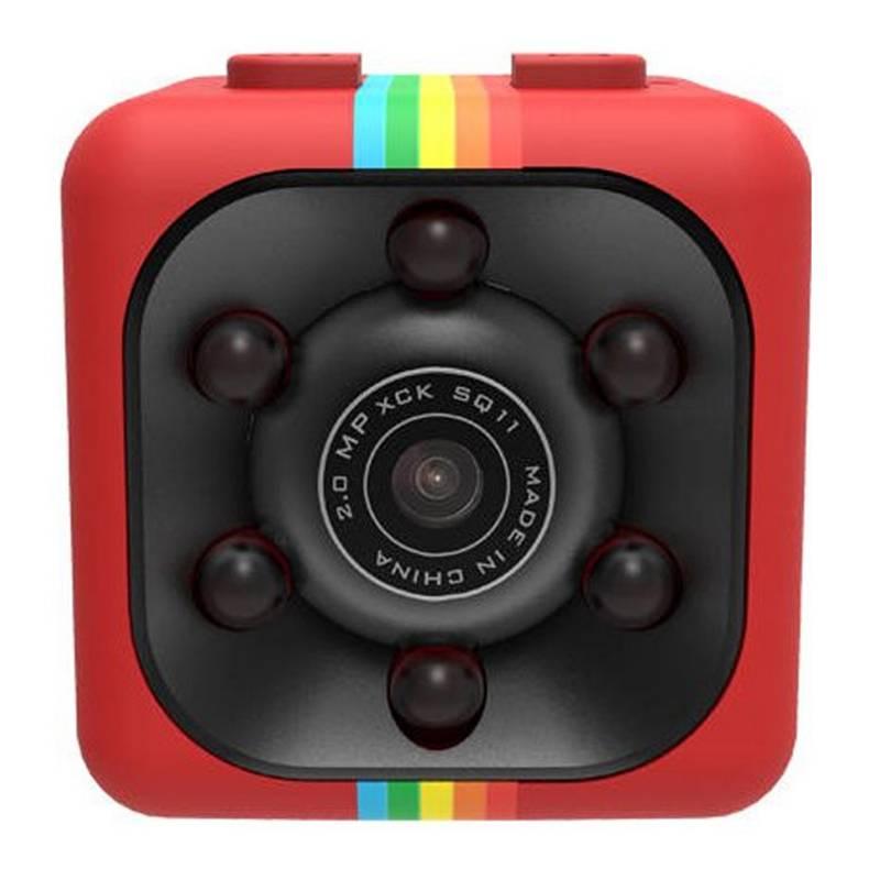 Usa - Mini Camara Hd 1080P Con Iluminación Nocturna Sq11