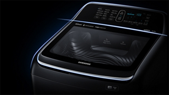 Samsung Lavadora Automática 19 kg WA19N6780CV/ZS