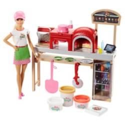 Barbie Pizza Making Doll Accessory