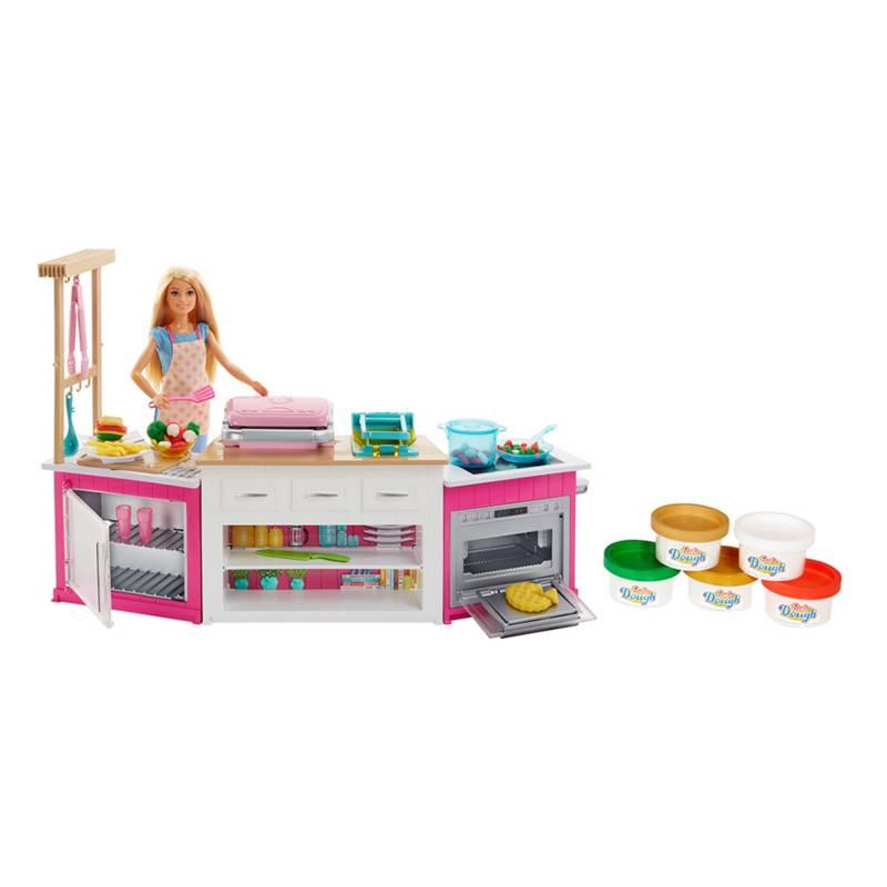 Barbie - Barbie Baking Innovation W Doll