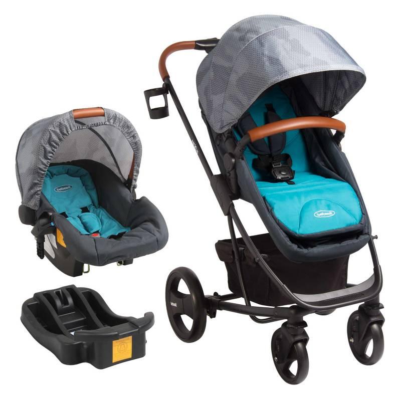 Bebesit - Coche Travel System Nexus cuna y paseo