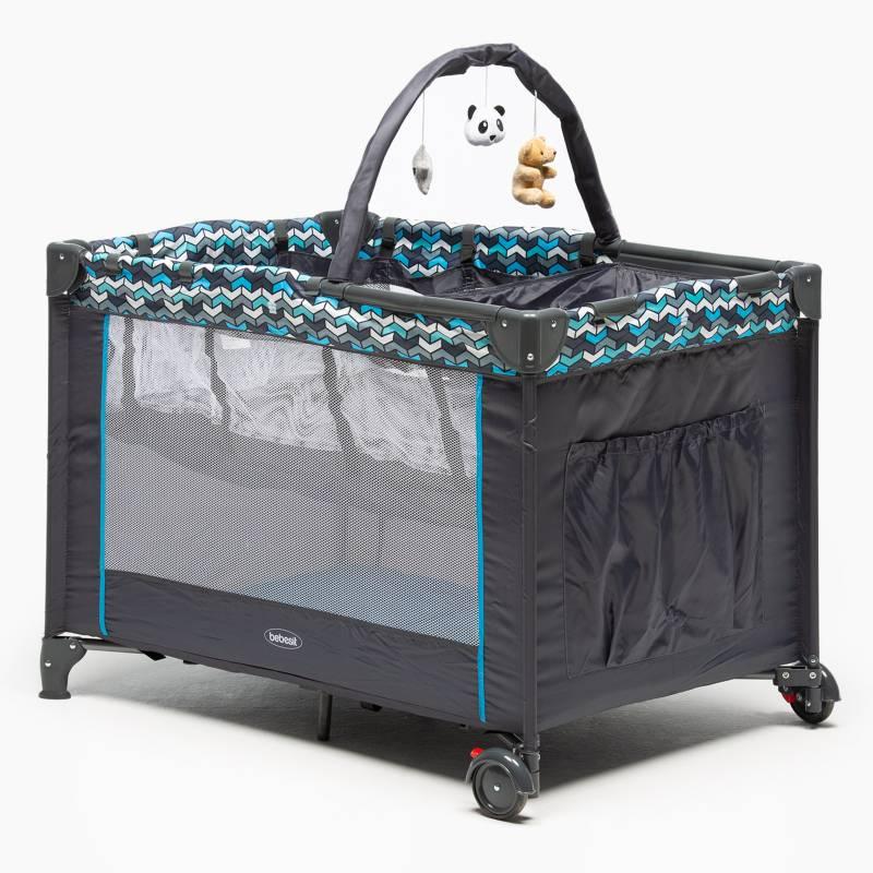Bebesit - Cuna Corral Pack&Play Incluye Mudador