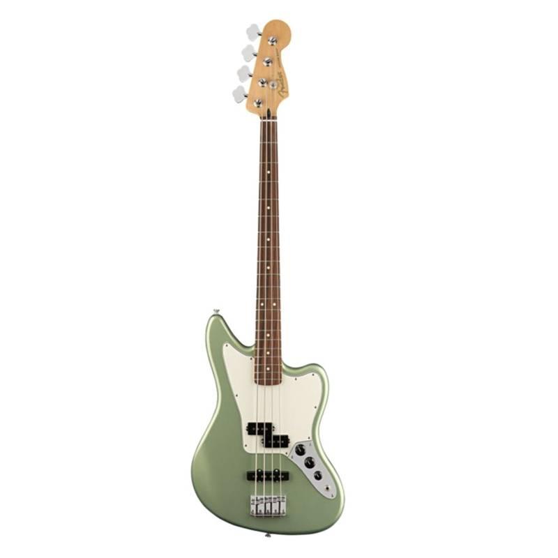 Fender - Bajo Jaguar Bass Player Sage Green Metallic