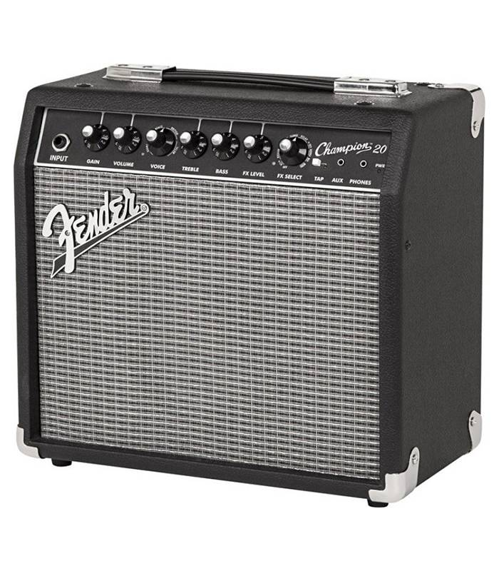 Fender - Amplificador De Guitarra Champion 20