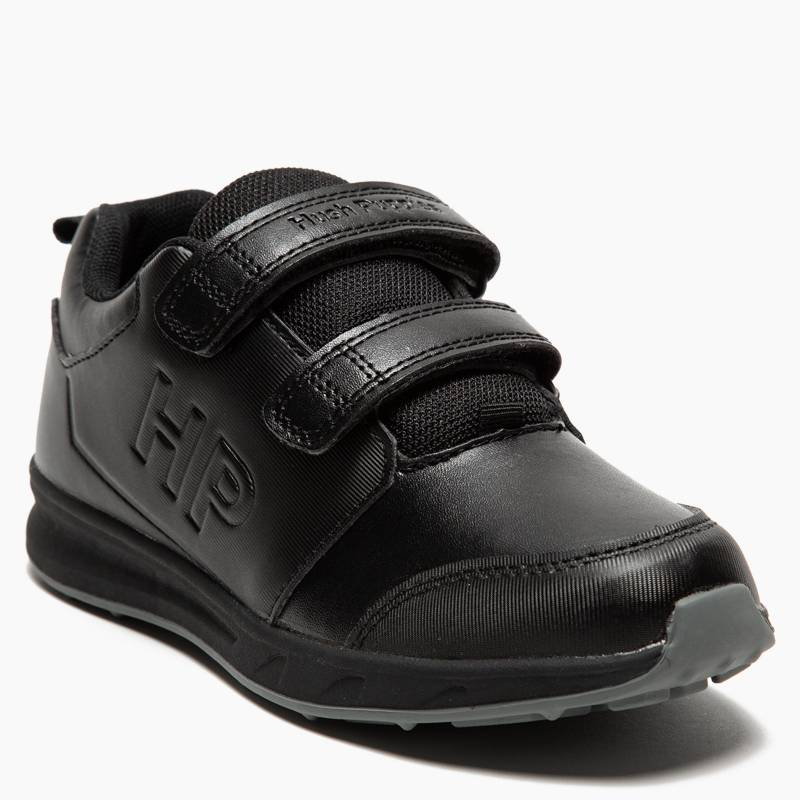 HUSH PUPPIES - Zapatilla Escolar Niño Negra