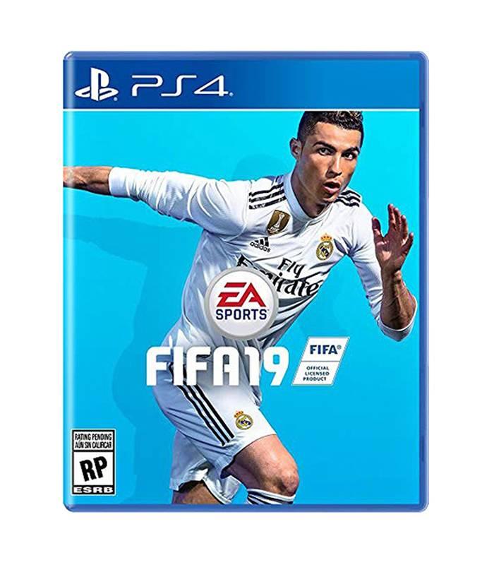 Sony - Videojuego FIFA 19  (PS4)