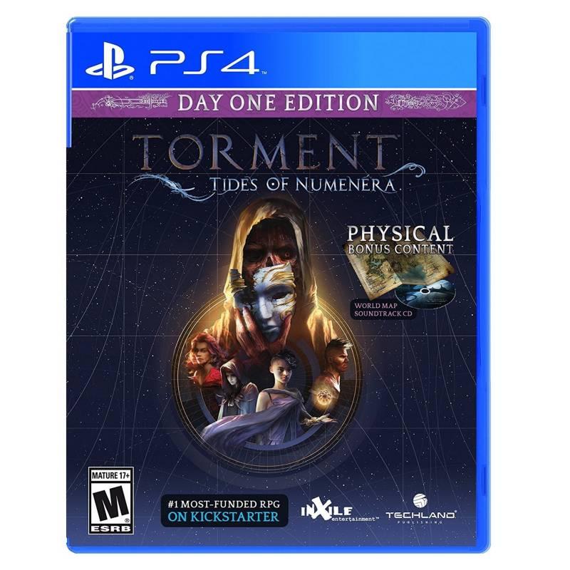 Sony - Torment: Tides Of Numenera (PS4)