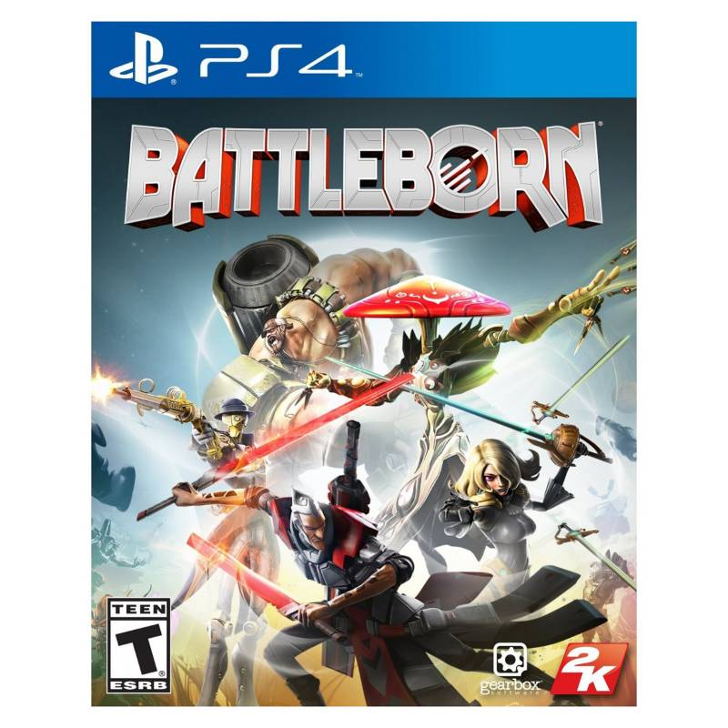 Sony - Battleborn (PS4)